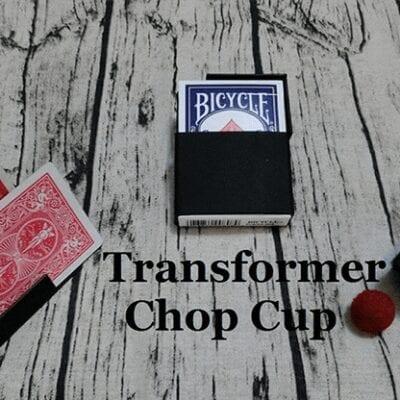 Transformer Chop Cup by Sean Yang - Trick