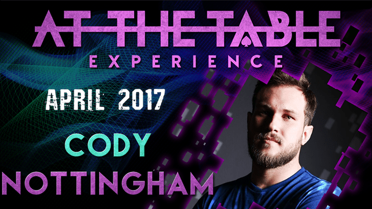 At The Table Live Lecture Cody Nottingham April 19th 2017 video DOWNLOAD