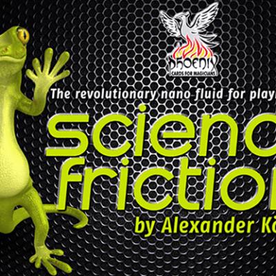 Science Friction by Alexander Kölle