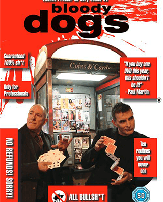Bloody Dogs by Etienne Pradier - Trick