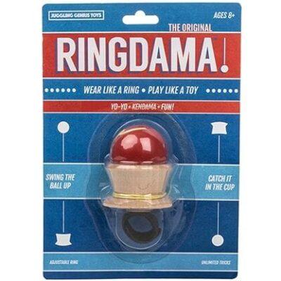 RingDama by Juggling Genius Toys - Trick