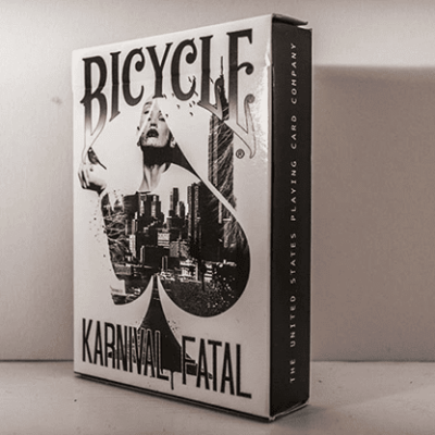 Bicycle Karnival Fatal Playing Cards