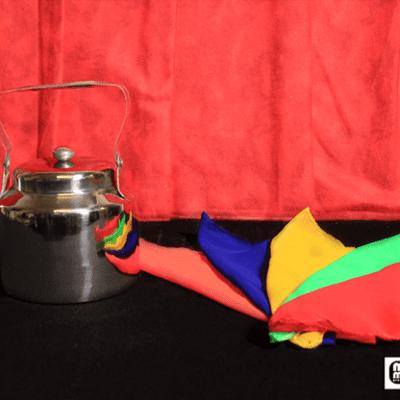 Magic Tea Pot (Economy) by Mr. Magic - Trick