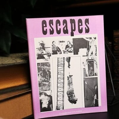 Escapes by Percy Abbott - Book