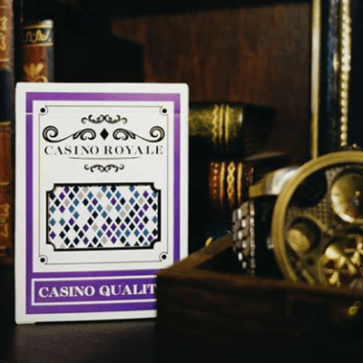 Casino Royale: Mystic Edition Playing Cards by BOMBMAGIC