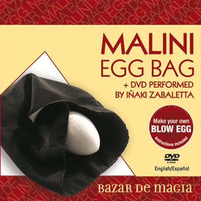 Malini Egg Bag Pro (Bag and DVD) - Trick