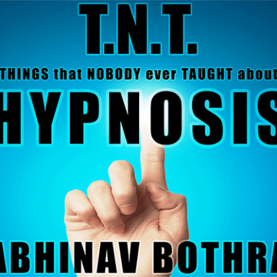 T.N.T. Hypnosis by Abhinav Bothra Mixed Media DOWNLOAD