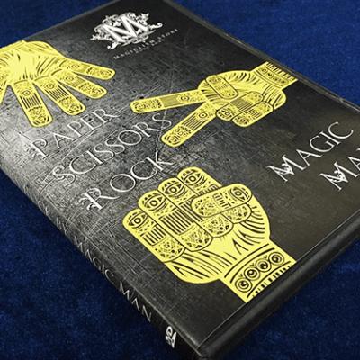 Paper Scissors Rock by Magic Man - Trick