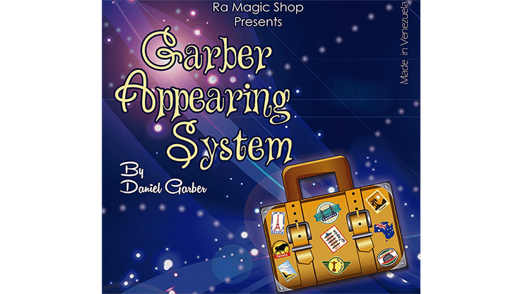 Garber Apppearing System by Ra Magic Shop and Daniel Garber - Trick