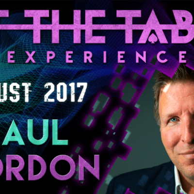 At The Table Live Lecture Paul Gordon August 16th 2017 video DOWNLOAD
