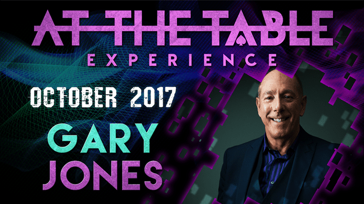 At The Table Live Lecture Gary Jones October 18th 2017 video DOWNLOAD