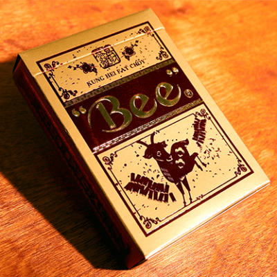 Bee Year of The Sheep Playing Cards