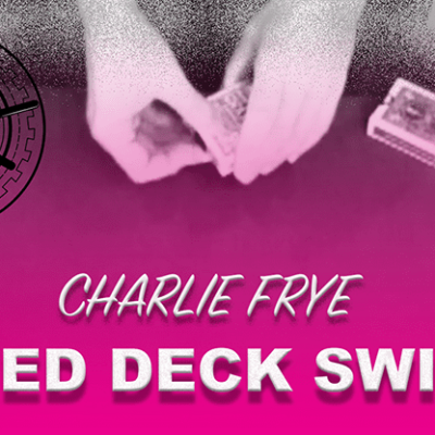 The Vault - Naked Deck Switch by Charlie Frye Mixed Media DOWNLOAD