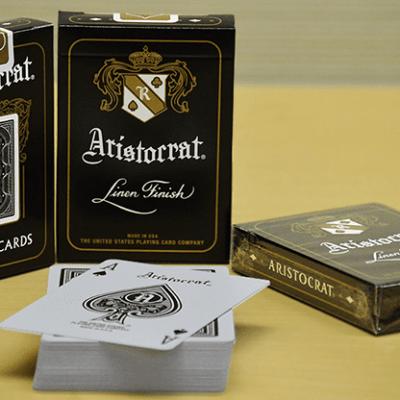 Aristocrat Black Edition Playing Cards