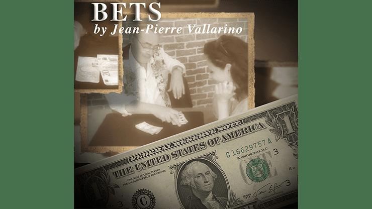 BETS (U.S.) by Jean-Pierre Vallarino - Trick