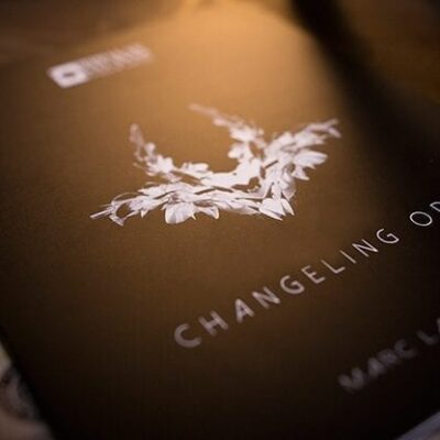 Changeling ODO (Gimmicks and Online Instructions) by Marc Lavelle and Titanas Magic - Trick