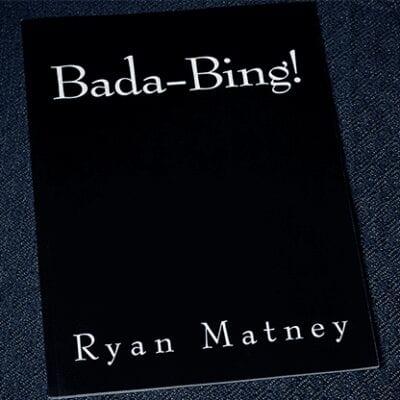 Bada-Bing! by Ryan Matney - Book