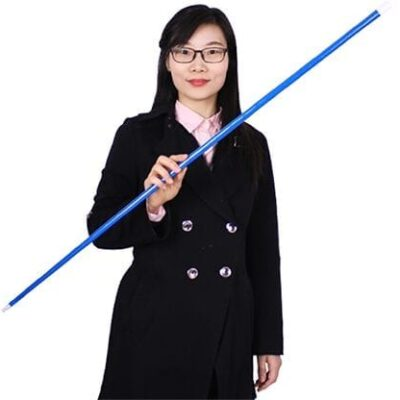Appearing Cane (Plastic, BLUE) by JL Magic