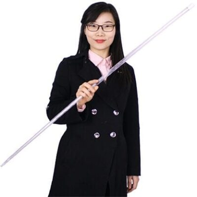 Appearing Cane (Plastic, CLEAR) by JL Magic