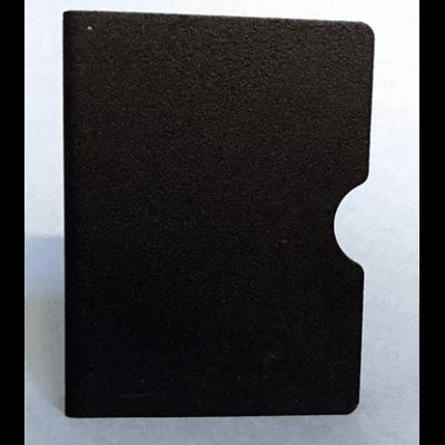 Card Guard (Black/ Plain) by Bazar de Magia