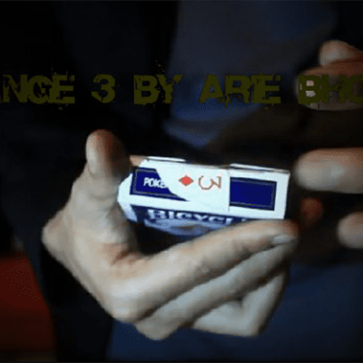 CHANGE 3 by Arie Bhojez video DOWNLOAD