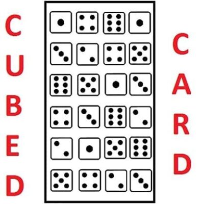 Cubed Card by Catanzarito Magic - Trick