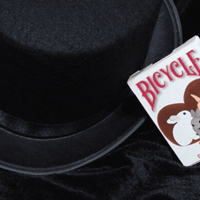 Bicycle Rabbit Playing Cards
