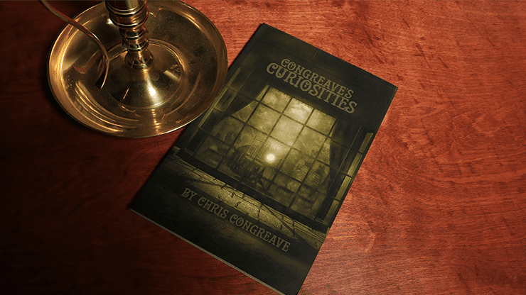 Congreave's Curiosities by Chris Congreave - Book