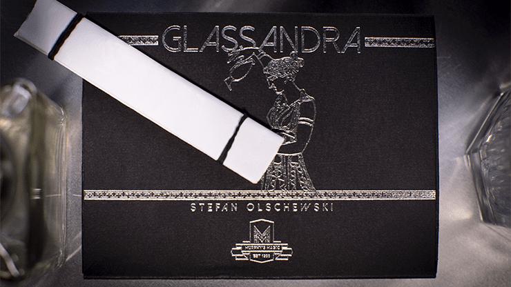 Glassandra (Gimmick and Online Instructions) by Stefan Olschewski