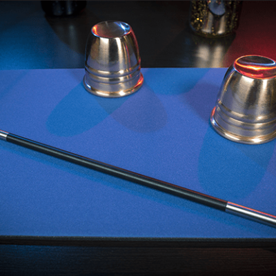 Standard Close-Up Pad 11X16 (Blue) by Murphy's Magic Supplies - Trick