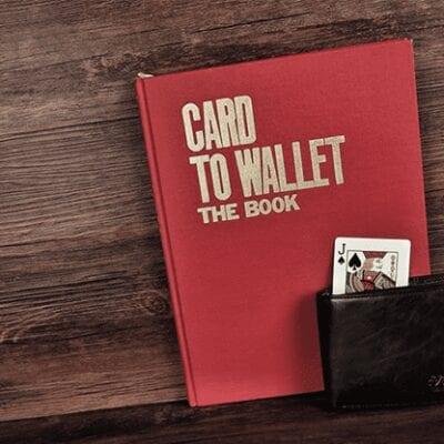Card to Wallet (Artificial Leather) by TCC - Trick
