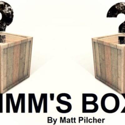 Pimm's Box by Matt Pilcher eBook DOWNLOAD