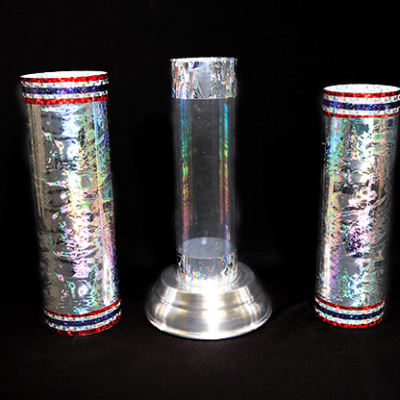 Large Crystal Silk Cylinder 2.0 by Ickle Pickle - Tricks