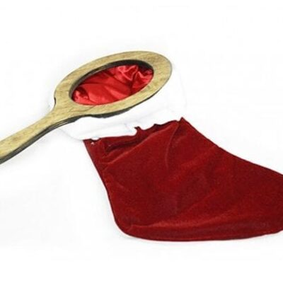 Christmas Stocking Change Bag  by Ickle Pickle - Tricks