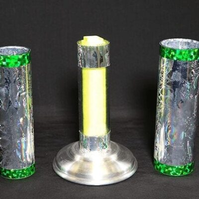 """Instant Change Tubes (Mini Silk Cylinder 6"""") by Ickle Pickle - Tricks"""