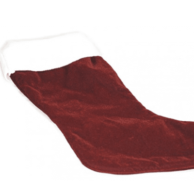 Christmas Stocking Tote Bag by Ickle Pickle - Tricks