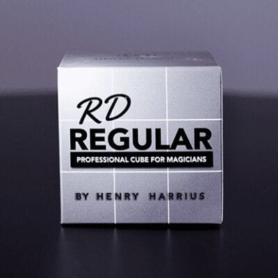 RD Regular Cube by Henry Harrius - Trick