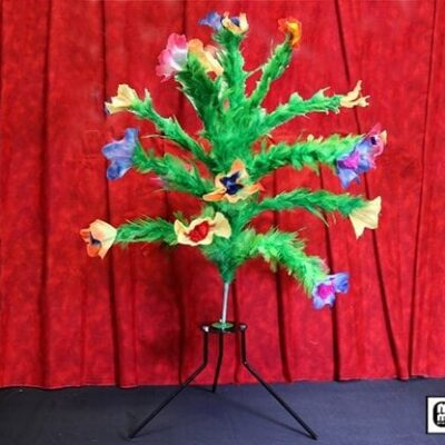 Giant Bouquet from Silk on Stand by Mr. Magic - Trick