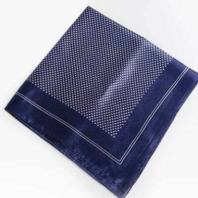 Syouma Silk (Navy Blue) by Tejinaya Magic - Trick