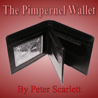The Pimpernel Wallet by Heinz Minten - Trick
