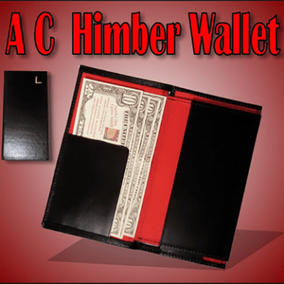 AC Himber Wallet by Heinz Minten - Trick