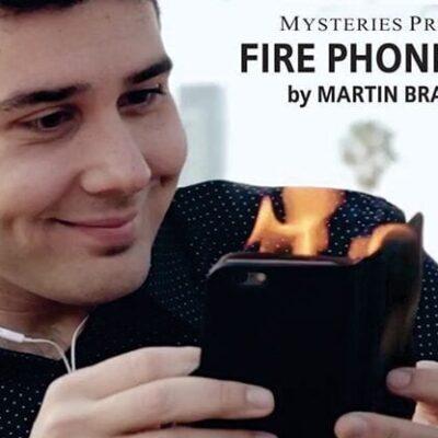 Fire Phone Case (Regular) by Martin Braessas - Trick