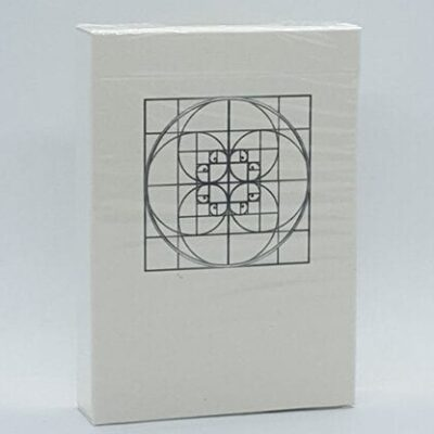 Fibs Playing Cards (White)