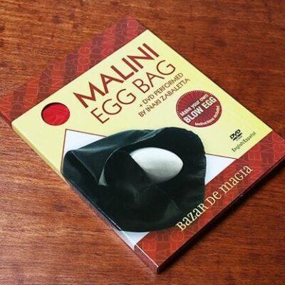 Malini Egg Bag Pro Red (Bag and DVD) - Trick