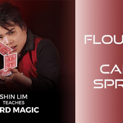 Card Spring Flourish by Shin Lim (Single Trick) video DOWNLOAD