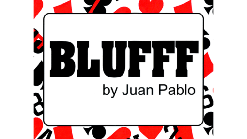 BLUFFF (Joker to Queen of Hearts) by Juan Pablo Magic