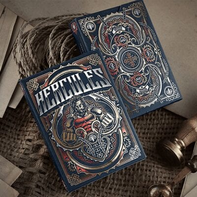 Limited Edition Hercules Playing Cards