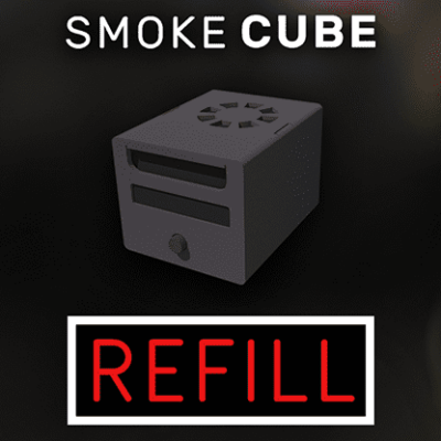 REFILL for SMOKE CUBE by João Miranda - Trick