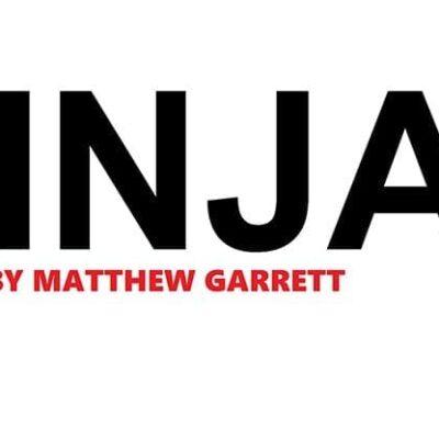 Ninja+ Deluxe CHROME BLACK (With Online Instructions) by Matthew Garrett - Trick