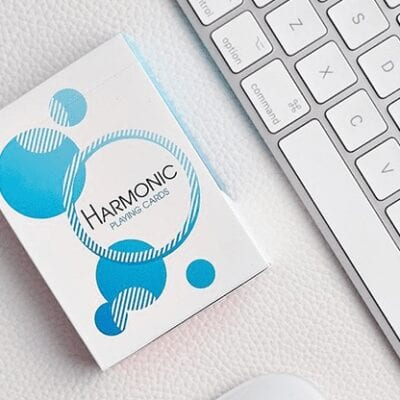 Limited Edition Harmonic Playing Cards